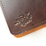 Longmire Custom Traveler's Notebook
