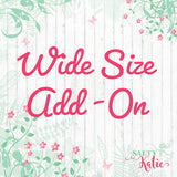 Wide Size Add On