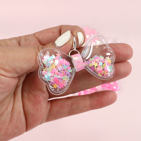 Jelly Bow Planner Charms