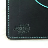 Deep Teal Horween Custom Traveler's Notebook