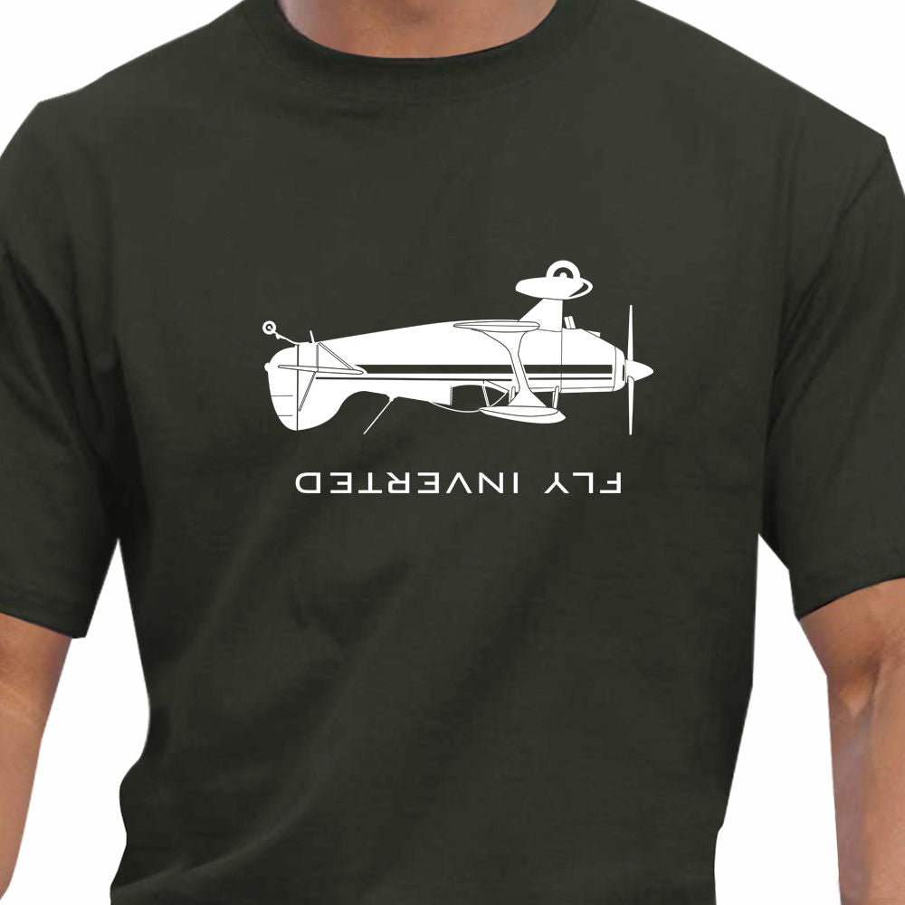 Cotton Aeroclassic Aerobatics Pilot T-Shirt Summer Style Tee Shirt