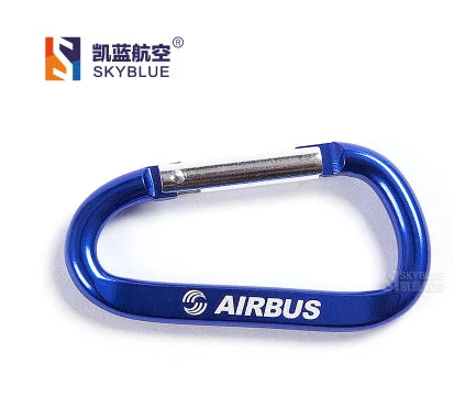 4 Colors Airbus Boeing Star Alliance CAAC Buckle Special Gift for Aviation Lover