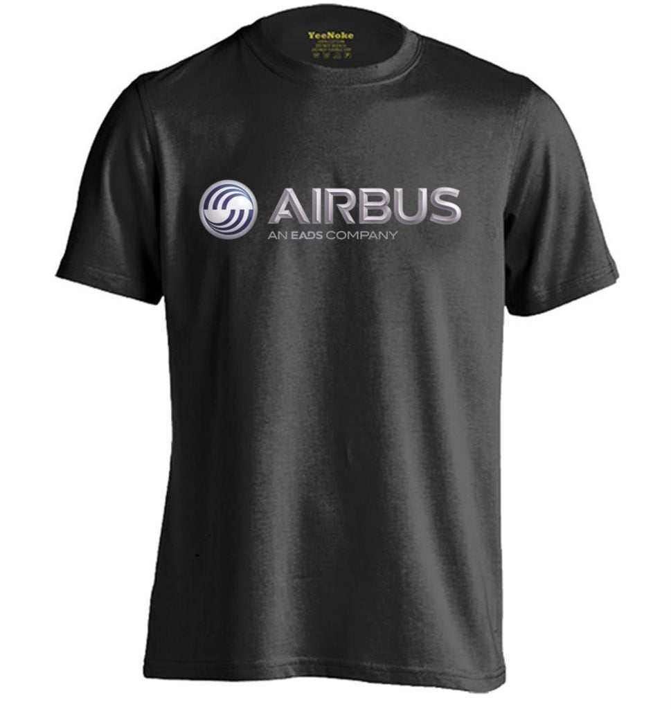 AIRBUS An EADS Company Men's and Women's fashion style o-neck T shirt Cotton T Shirt