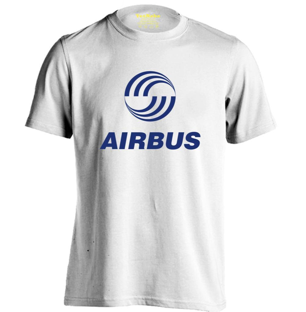 AIRBUS Aviation Flight Men's and Women's Band T Shirts High quality Design T Shirt