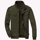 New Winter Autumn Military Jacket Men Cotton Army Tactical Jackets Pilot Coat Clothing Mens
