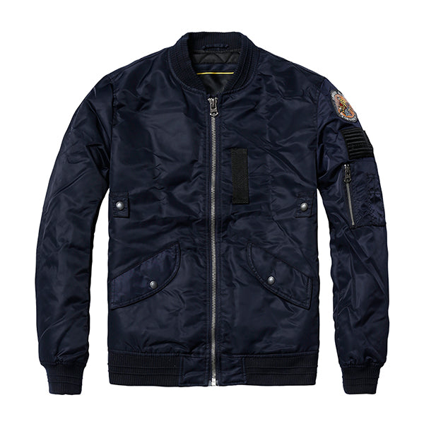 New Baseball Bomber Jacket Men Fashion Hip Hop Coats Streetwear Winter Military Pilot Jacket