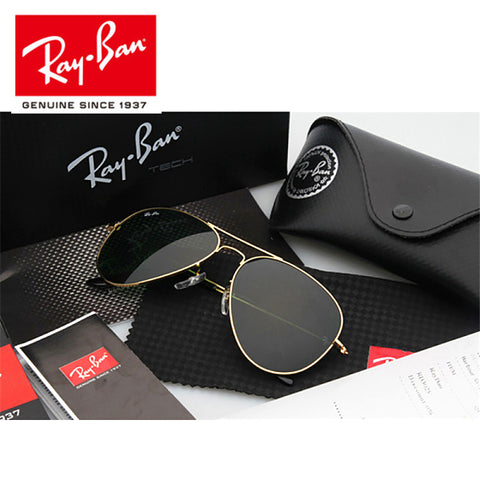 RayBan Sunglasses For Men/Women Retro Sunglasses Ray Ban Hiking Eyewear