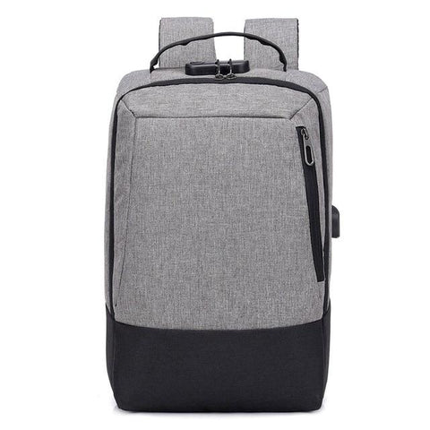 Mombassa | Anti Theft Business Laptop Backpack
