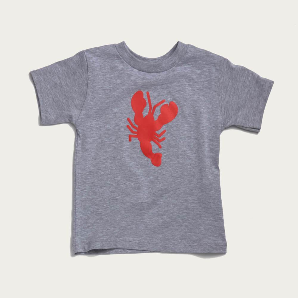 Toddler Tees - Grey Heather