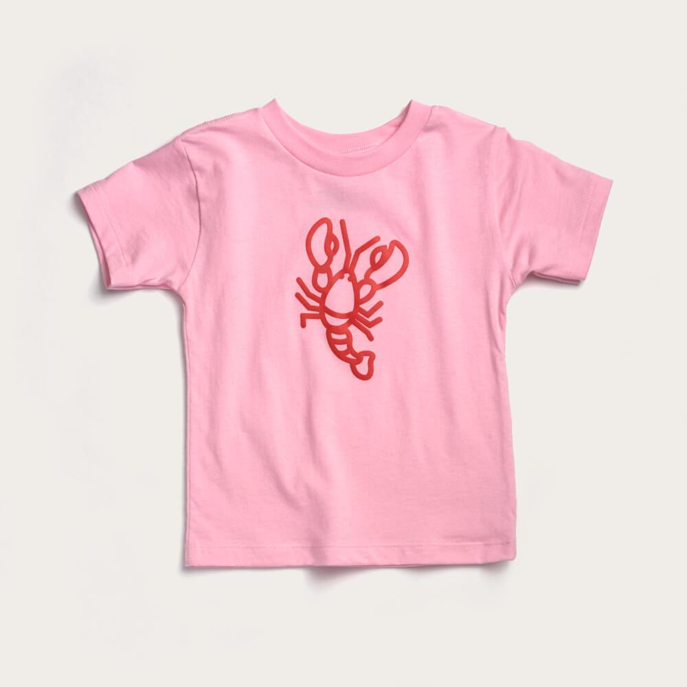 Toddler Tees - Pink