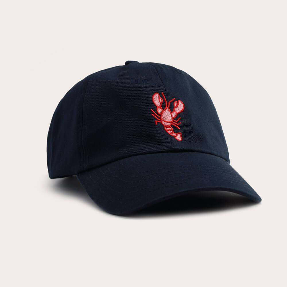 Lobster Dad Hat - Navy