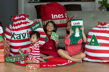 Load image into Gallery viewer, Personalized Holiday Stockings