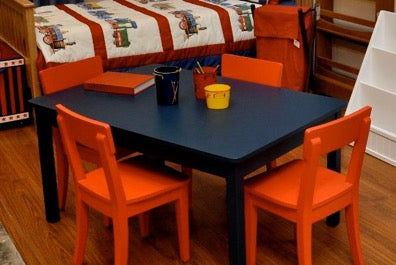 Play Table & Chairs - Isabella