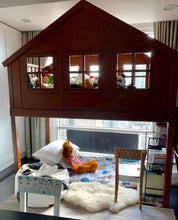 Load image into Gallery viewer, Playhouse Loft Bed - Jaime