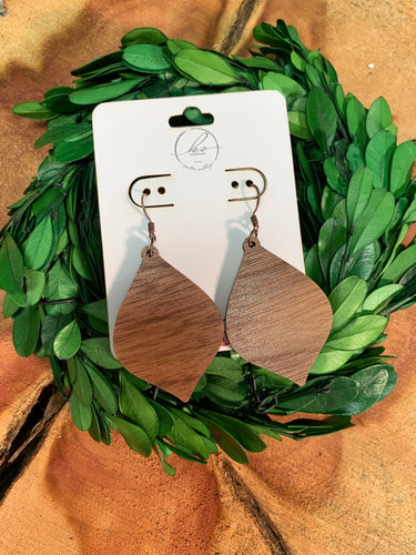 Laser Cut Wood Earrings-015