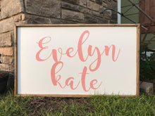 "Load image into Gallery viewer, 24"" Take & Make DIY Sign Kit"