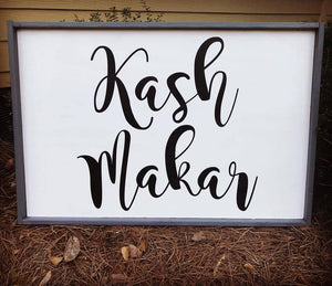 "24"" Take & Make DIY Sign Kit"
