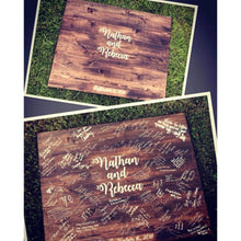 Load image into Gallery viewer, Wedding Guest Sign