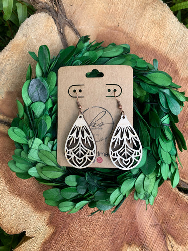 Laser Cut Wood Earrings-041