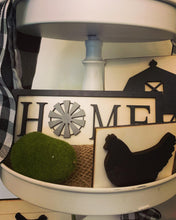 Load image into Gallery viewer, Farm House Tray Decor