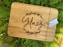 Load image into Gallery viewer, Engraved cutting board
