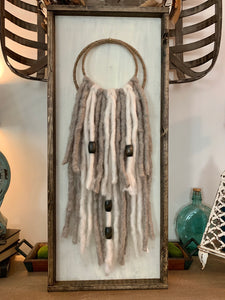 Wool Wall Hanging