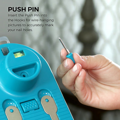 Push Pin (Replacement Part)