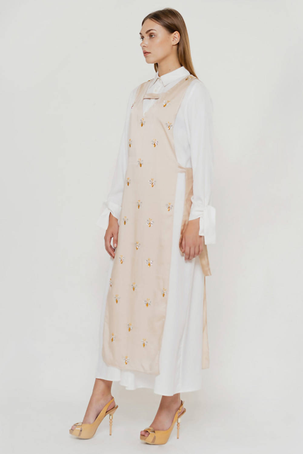 Sailor Kaftan Gold