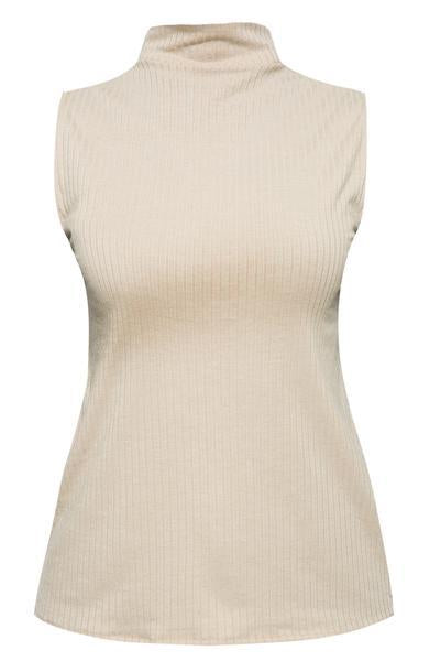 Cora Inner Top in Beige