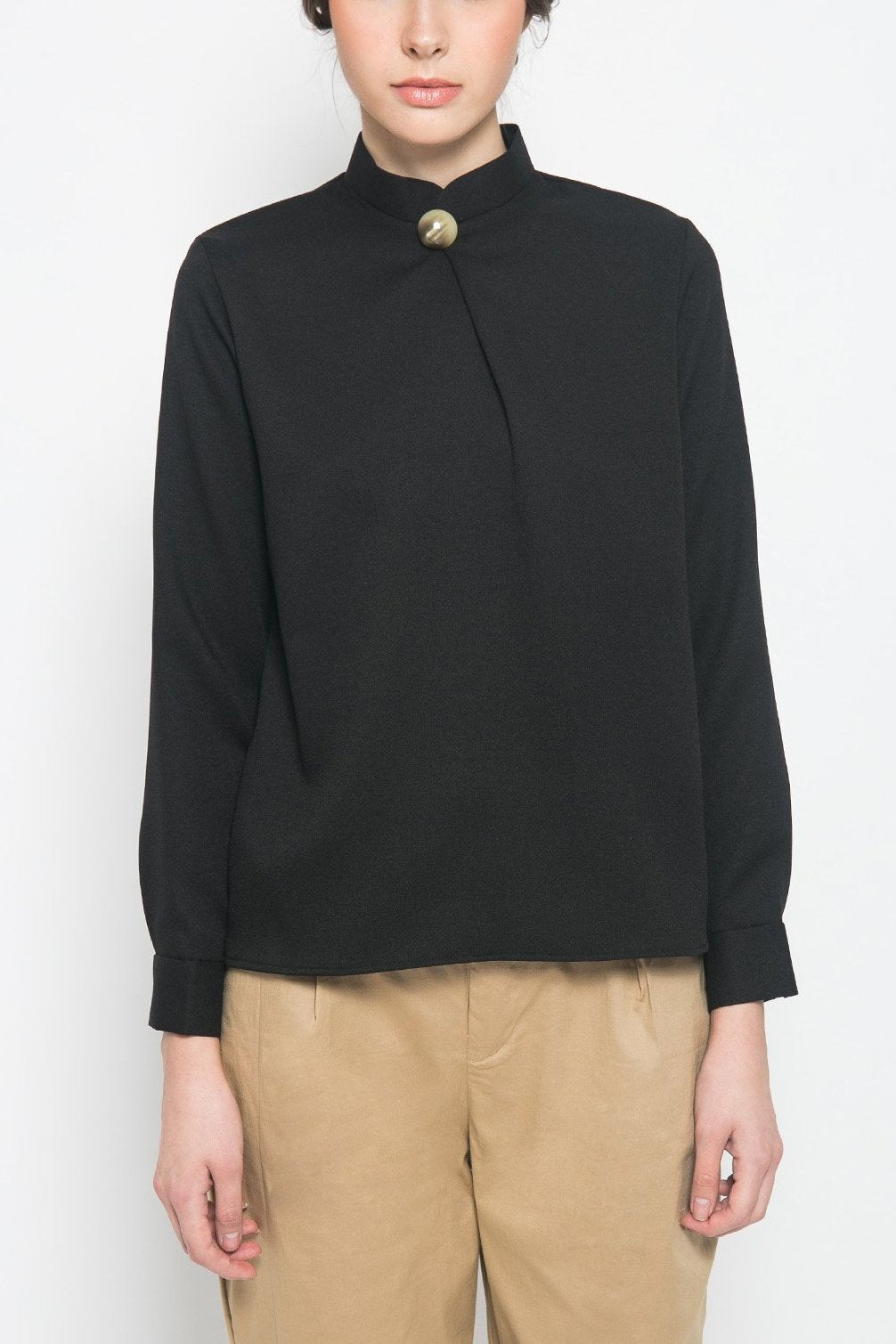 Ilana Top in Black