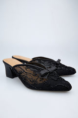 Avery Shoes in Black