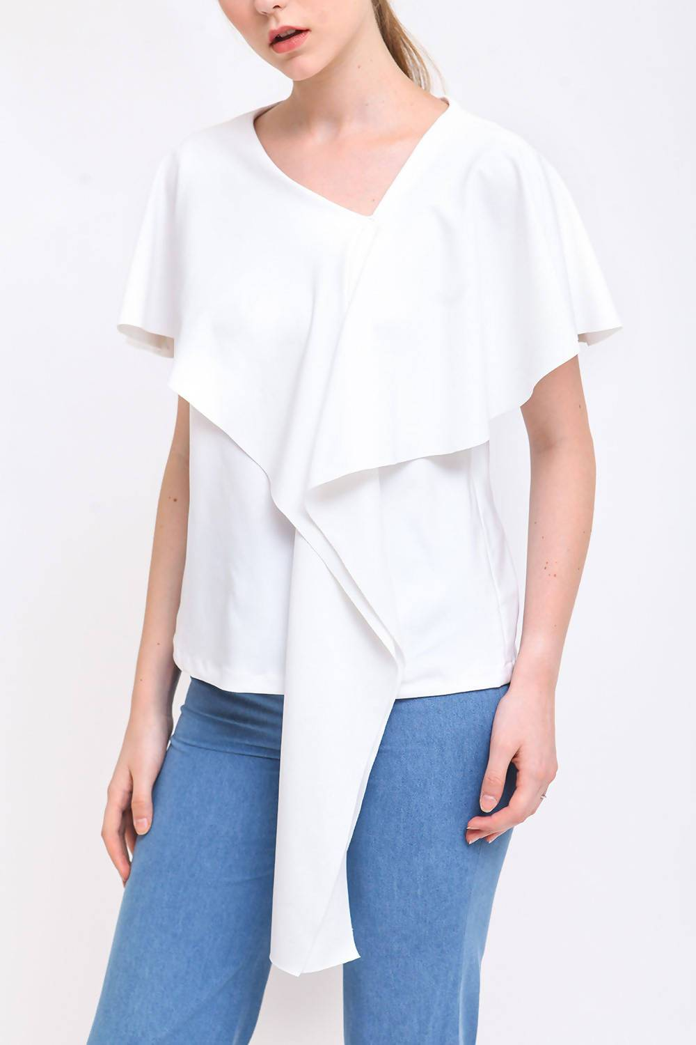 Drea Multiway Top in White