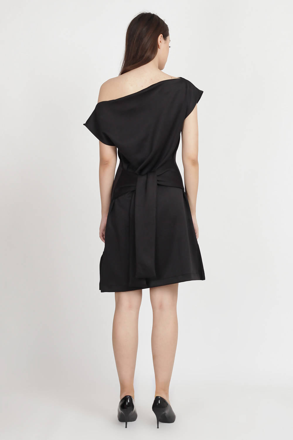 Sabine Dress in Black