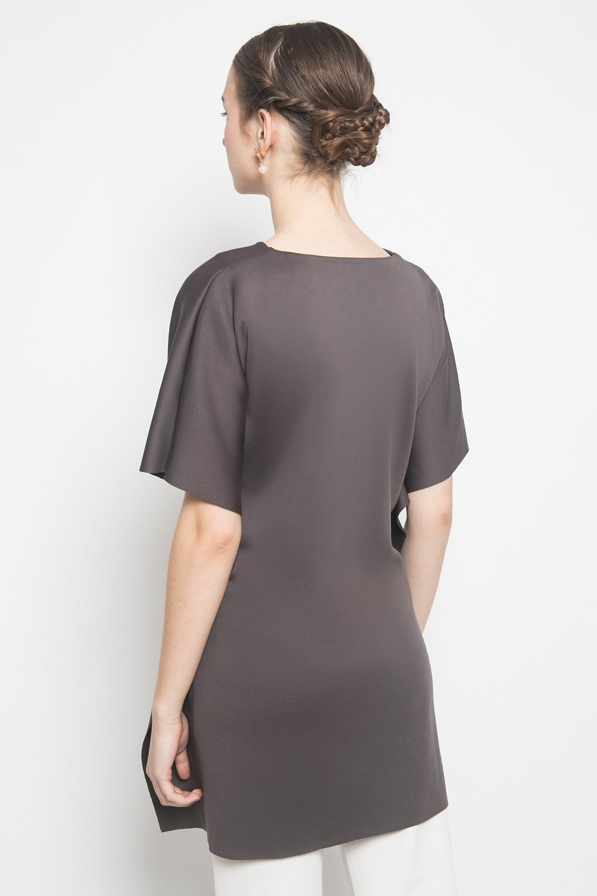 Kyna Top in Grey
