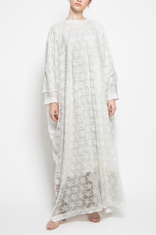 Shakana Amira Dress in White