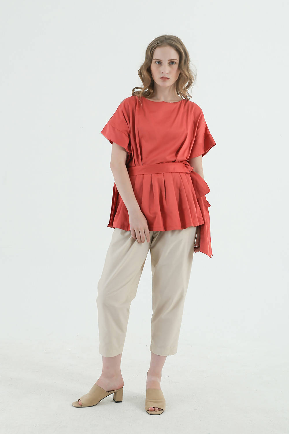 Charlotte Top Coral