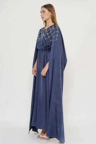 Cape Kaftan Blue