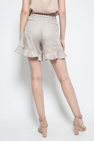 Dover Frilled Shorts