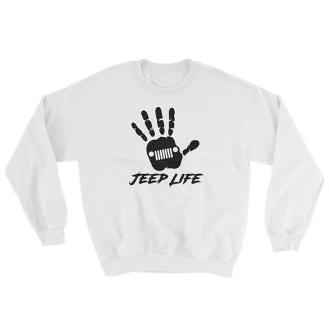 Jeep Wave Jeep Life Sweatshirt - (S-2XL) | Jeep wave Jeeping moab #jeeplife