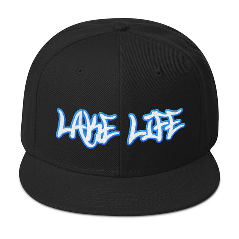 Lake Life Hat | Boating Water Skiing Wakeboarding