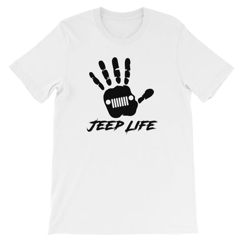 Jeep Wave Jeep Life T-Shirt - (S-4XL) | Jeep wave Jeeping moab #jeeplife