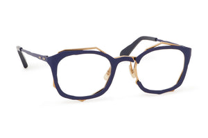 MM-0046 No.3 Navy - Gold