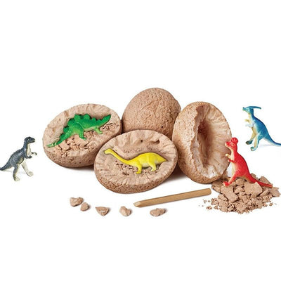 Kit fossile dinosaure ludique