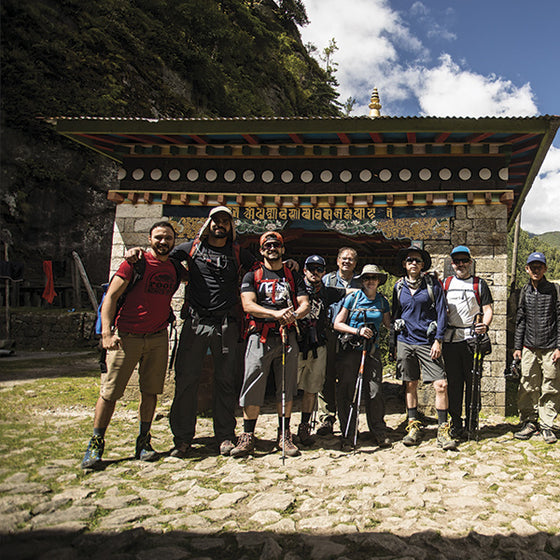 TREKKING AL CAMPO BASE MT. EVEREST