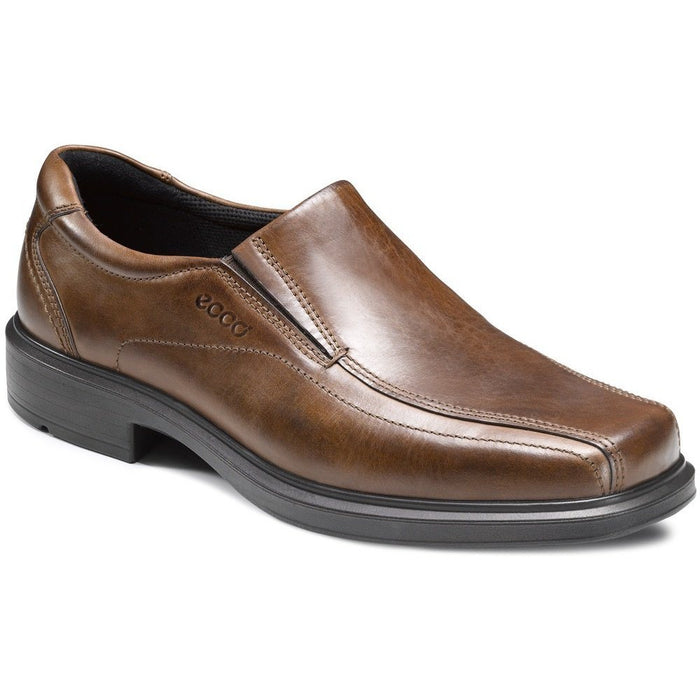 HELSINKI SLIP ON - listed as blk and brown so pics on both MEN'S DRESS Ecco USA Inc.