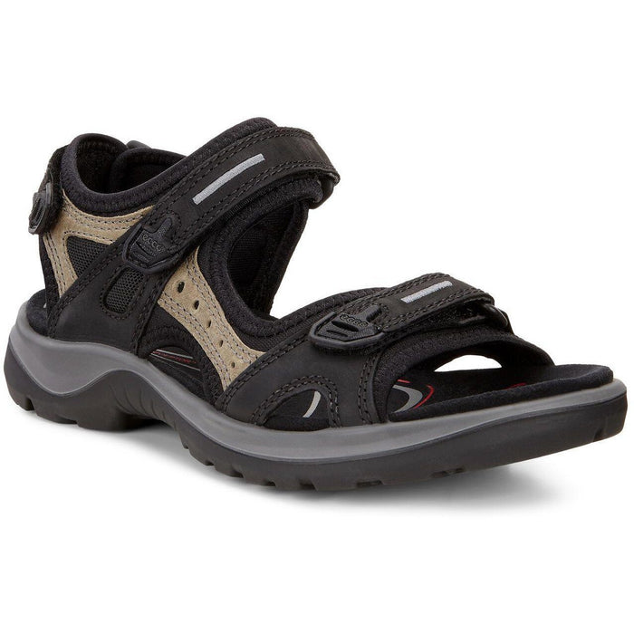 ECCO YUCATAN - FINAL SALE! Sandals Ecco BLK 35