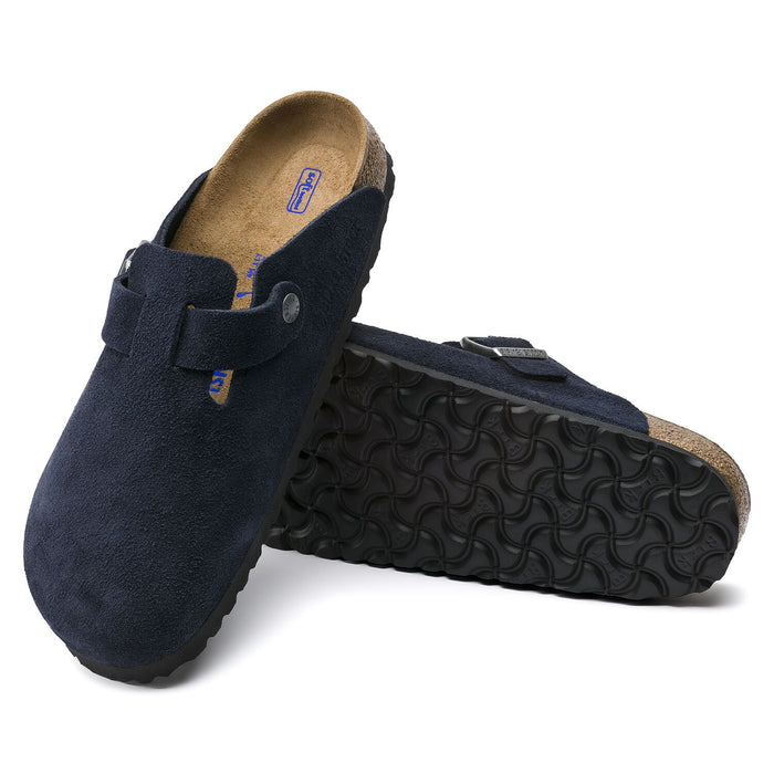 BIRKENSTOCK BOSTON SOFT FOOTBED NIGHT FALL20 Clogs Birkenstock