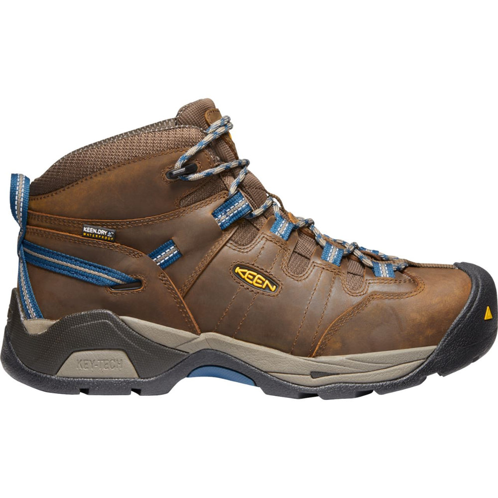KEEN DETROIT XT WATERPROOF MEN'S MEDIUM AND WIDE Boots Keen Work