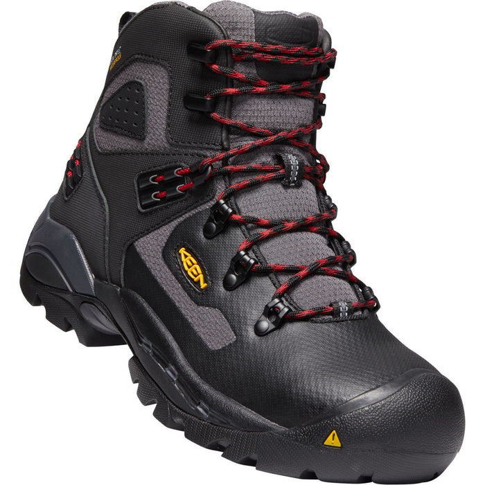 "KEEN ST PAUL 6"" WP (CARBON FIBER TOE) MEN'S WIDE Boots Keen Work"