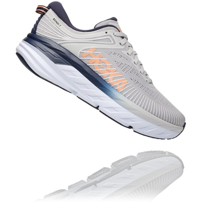 HOKA ONE ONE BONDI 7 WOMEN'S (may come in as multiply widths) F20 Sneakers & Athletic Shoes Hoka One One